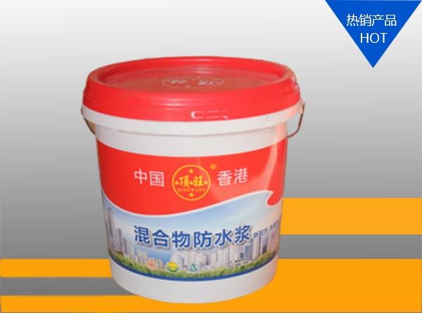 浙江混合物防水浆10kg