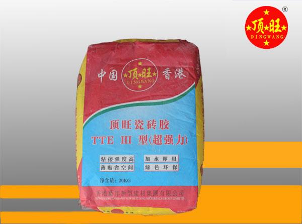 顶旺瓷砖胶 TTE Ⅲ 型(强力胶)20kg